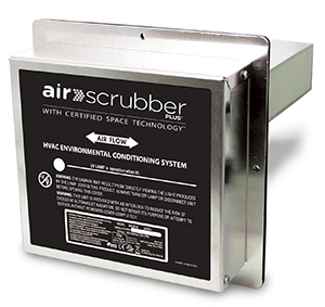 Air Scrubber Plus with Certified Space Technology