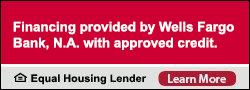 Wlls Fargo Financing click here to learn more