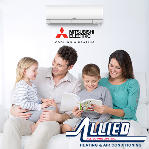 Ductless Heating And Air Conditioning Systems  Allied